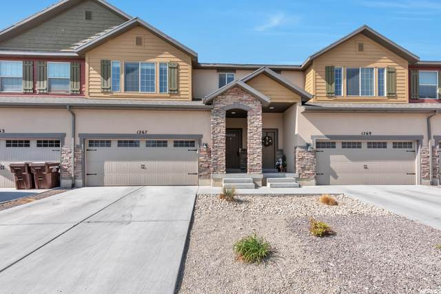 1267 N Willowbrook Ln, Saratoga Springs, UT 84045 (#1706141) :: Colemere Realty Associates