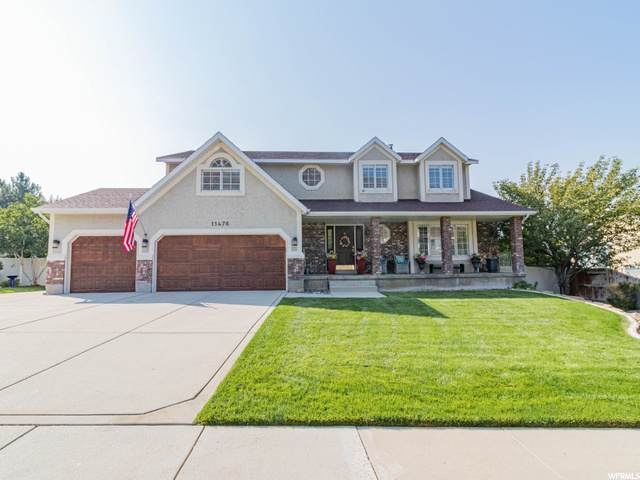 11476 S Wyndcastle Dr E, Sandy, UT 84092 (#1706175) :: The Perry Group