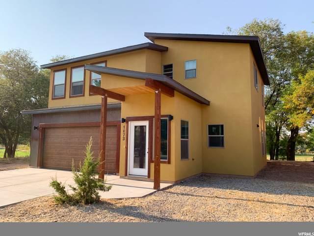 1073 E Bonita St, Moab, UT 84532 (#1706243) :: Doxey Real Estate Group