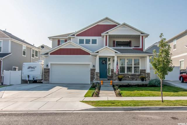 6141 W 8130 S, West Jordan, UT 84081 (#1706259) :: Doxey Real Estate Group