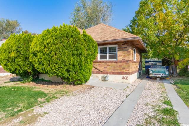 862 Kershaw St, Ogden, UT 84403 (#1706260) :: Big Key Real Estate