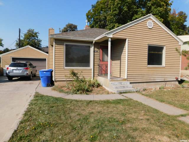 345 S 600 E, River Heights, UT 84321 (#1706263) :: Red Sign Team