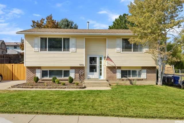5052 S Jedediah Dr, Salt Lake City, UT 84118 (#1706274) :: Doxey Real Estate Group