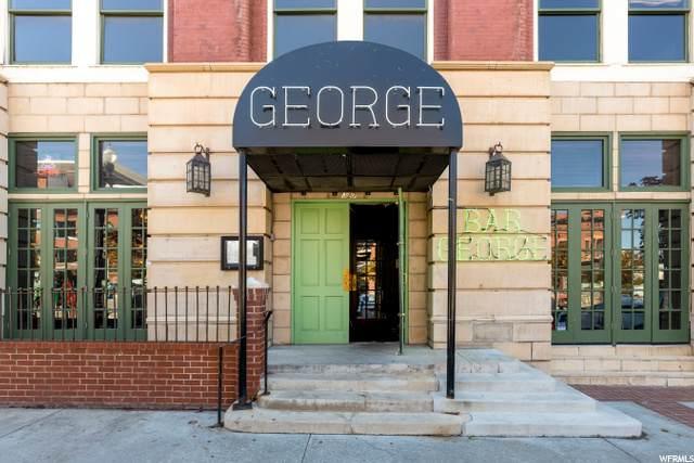 327 W 200 S, Salt Lake City, UT 84101 (#1706316) :: Pearson & Associates Real Estate