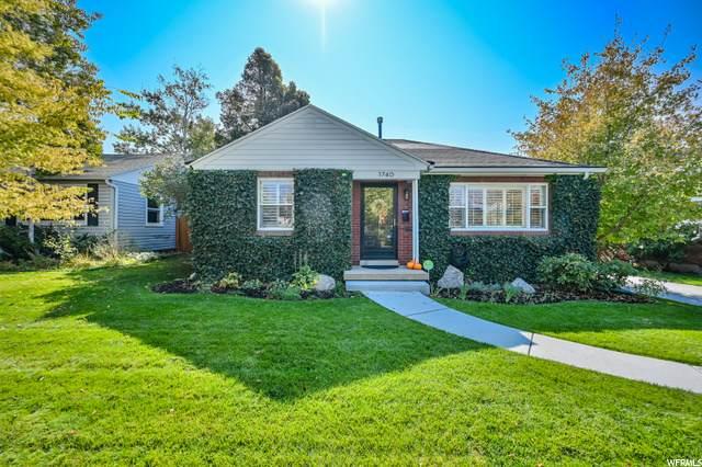 1740 E Blaine Ave S, Salt Lake City, UT 84108 (MLS #1706332) :: Lawson Real Estate Team - Engel & Völkers