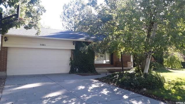 5081 S Woodmont Dr, Salt Lake City, UT 84117 (MLS #1706339) :: Lawson Real Estate Team - Engel & Völkers