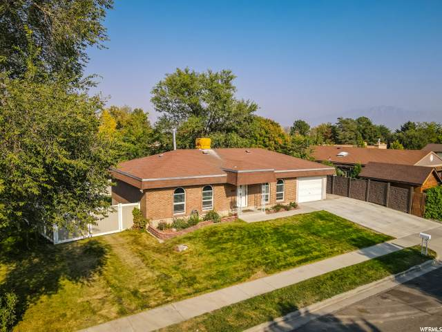 3722 W Coats Dr, Taylorsville, UT 84129 (#1706370) :: Doxey Real Estate Group