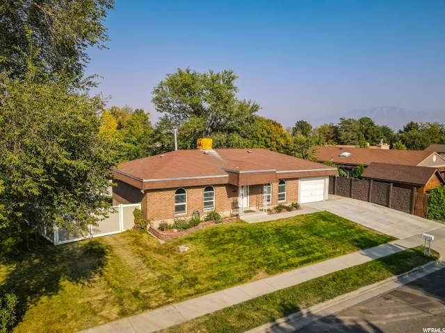 3722 W Coats Dr, Taylorsville, UT 84129 (#1706370) :: Gurr Real Estate