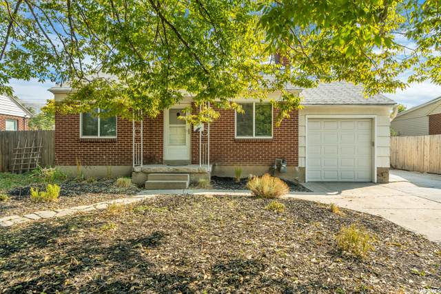 786 Sonata St, Salt Lake City, UT 84116 (#1706400) :: Big Key Real Estate
