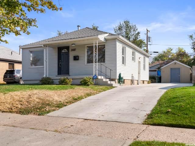 2687 S Hartford St, Salt Lake City, UT 84106 (#1706402) :: The Perry Group