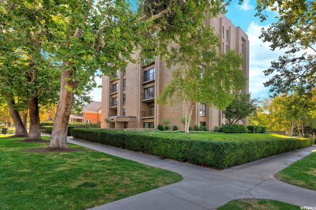 908 E South Temple 6W, Salt Lake City, UT 84102 (#1706408) :: Doxey Real Estate Group