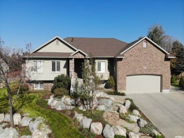 893 E Windsor Ln, Kaysville, UT 84037 (#1706429) :: Exit Realty Success