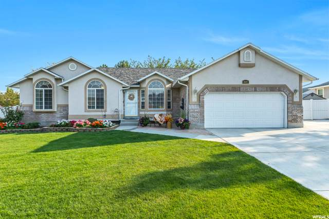 4651 W Copper Valley Ln, West Jordan, UT 84088 (#1706447) :: Belknap Team