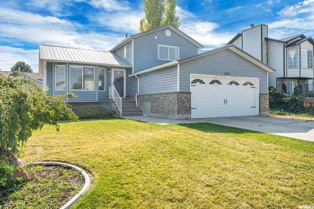 5525 W Shadberry Cir, West Jordan, UT 84081 (#1706476) :: Gurr Real Estate