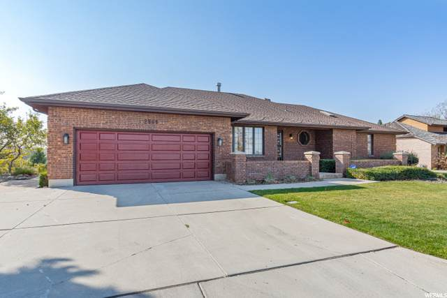 2568 E Gentile St, Layton, UT 84040 (#1706478) :: Red Sign Team