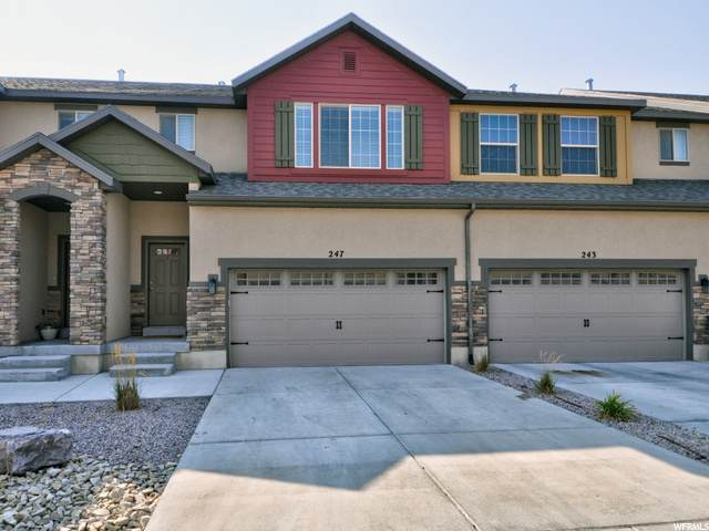 247 E Bridgewater Ln, Saratoga Springs, UT 84045 (#1706490) :: Colemere Realty Associates