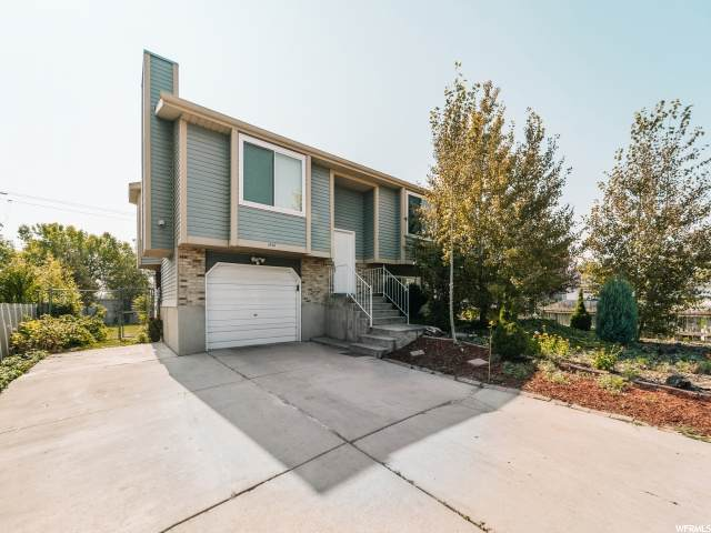 3947 W Marlis Cir, Taylorsville, UT 84129 (#1706505) :: Powder Mountain Realty