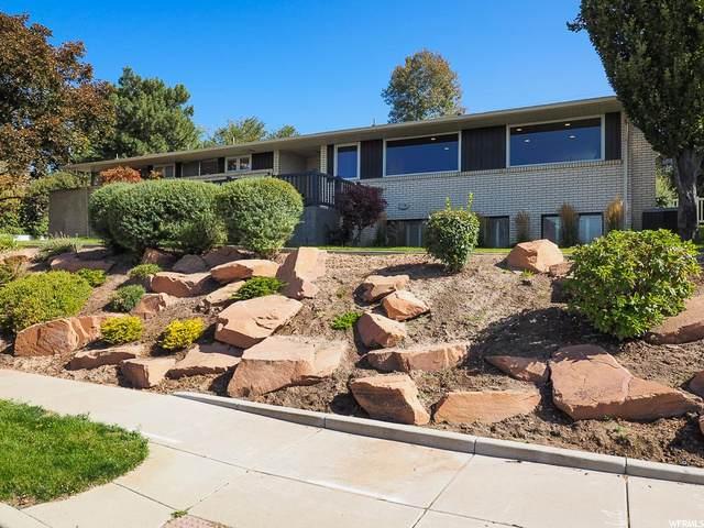 1365 S Roxbury Rd, Salt Lake City, UT 84108 (#1706516) :: McKay Realty