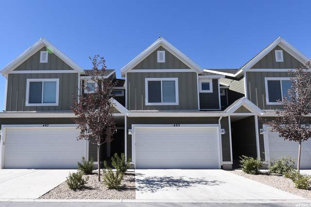 493 S Day Dream Ln #2190, Saratoga Springs, UT 84045 (#1706517) :: Powder Mountain Realty