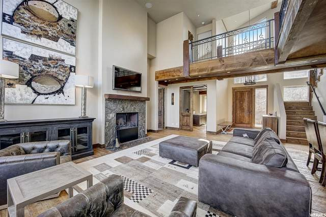 7430 Buckboard Dr, Park City, UT 84098 (#1706535) :: Powder Mountain Realty