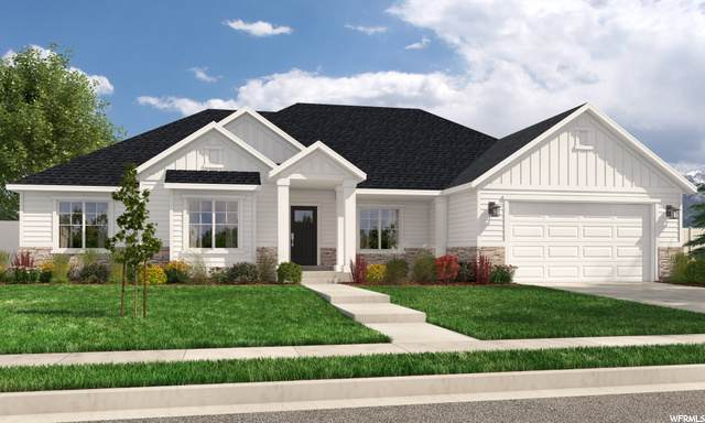 388 N 2810 E #87, Spanish Fork, UT 84660 (MLS #1706546) :: Summit Sotheby's International Realty