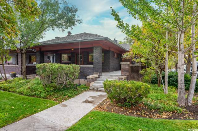 1426 S 900 E, Salt Lake City, UT 84105 (#1706575) :: RE/MAX Equity