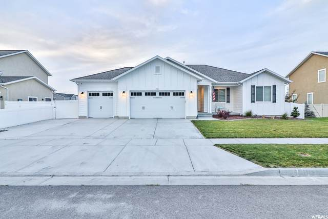 284 W Box Dr, Stansbury Park, UT 84074 (#1706578) :: Gurr Real Estate