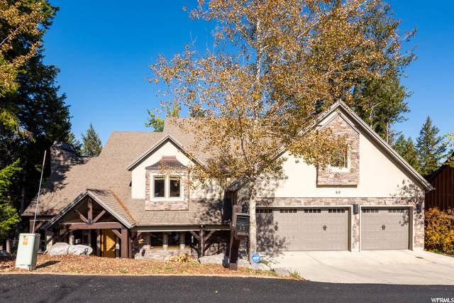 60 Matterhorn Dr, Park City, UT 84098 (#1706600) :: RE/MAX Equity