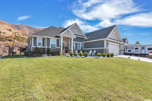 128 N Angelous Dr, Santaquin, UT 84655 (#1706604) :: Doxey Real Estate Group