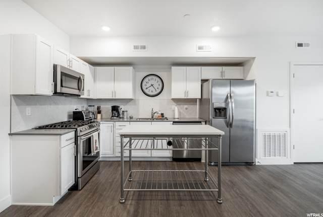 20 W 1700 St S B-8, Salt Lake City, UT 84115 (MLS #1706637) :: Lawson Real Estate Team - Engel & Völkers