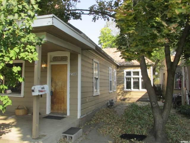 2548 Madison Ave, Ogden, UT 84401 (#1706643) :: Big Key Real Estate