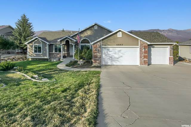 4087 N Wolf Ridge Cir, Eden, UT 84310 (#1706648) :: Doxey Real Estate Group