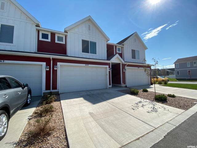 468 S Sunland Way, Saratoga Springs, UT 84045 (#1706655) :: Powder Mountain Realty