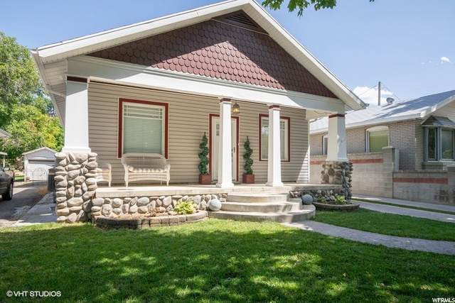 2629 S Elizabeth St, Salt Lake City, UT 84106 (#1706661) :: Bustos Real Estate | Keller Williams Utah Realtors