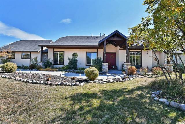 4250 E Lake Creek Farms Rd, Heber City, UT 84032 (#1706677) :: Powder Mountain Realty