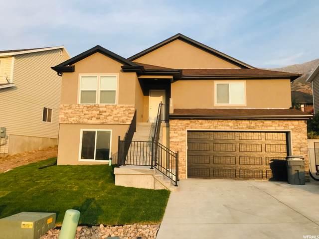 170 N Peach St, Santaquin, UT 84655 (#1706703) :: Pearson & Associates Real Estate