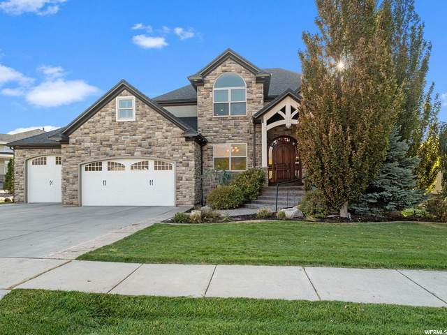 1958 S Lake Ridge Dr, Kaysville, UT 84037 (#1706715) :: The Perry Group