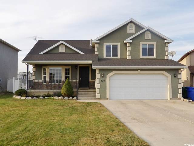 526 W Lakeview Dr S, Lehi, UT 84043 (#1706718) :: Red Sign Team