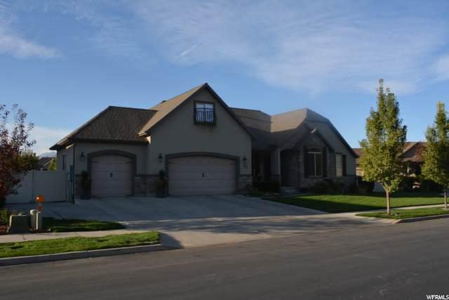 463 W Riverside, Spanish Fork, UT 84660 (#1706767) :: Doxey Real Estate Group