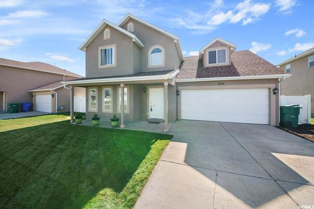 543 W Lakeview Dr, Lehi, UT 84043 (#1706771) :: Red Sign Team