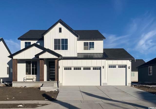 8429 N Orrin Cir Lot08, Eagle Mountain, UT 84005 (#1706815) :: Doxey Real Estate Group