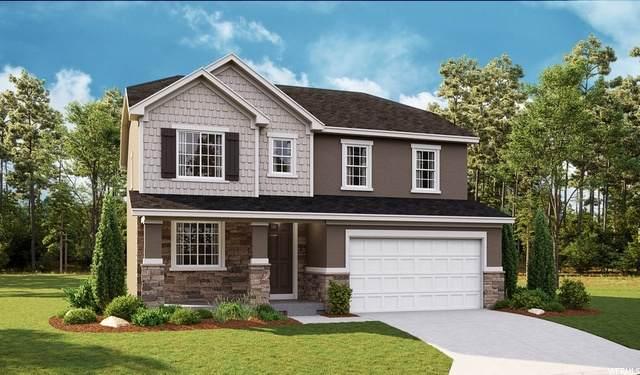 6232 W Teton Park Dr S #142, Herriman, UT 84096 (#1706820) :: Bustos Real Estate | Keller Williams Utah Realtors