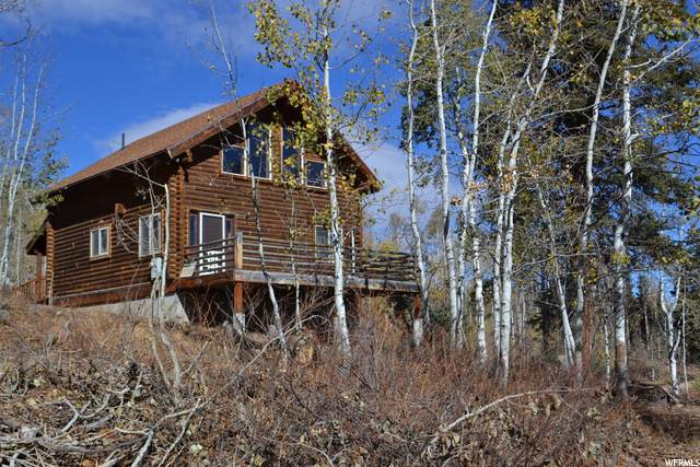 1677 Pine Loop Rd #66, Wanship, UT 84017 (MLS #1706831) :: High Country Properties