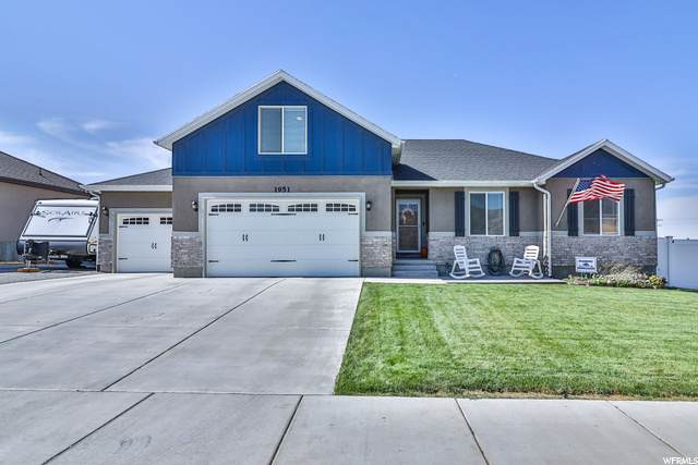 1951 N 350 E, Tooele, UT 84074 (#1706833) :: Doxey Real Estate Group