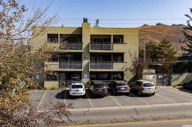 1482 Empire Ave #307, Park City, UT 84060 (#1706835) :: Doxey Real Estate Group