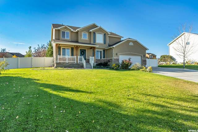 6083 W Intrigue Dr, Herriman, UT 84096 (#1706841) :: Doxey Real Estate Group