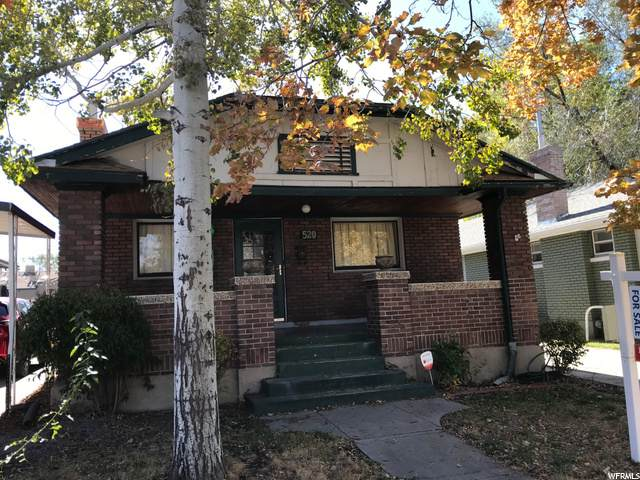 520 Wilmington Ave, Salt Lake City, UT 84106 (#1706882) :: RE/MAX Equity