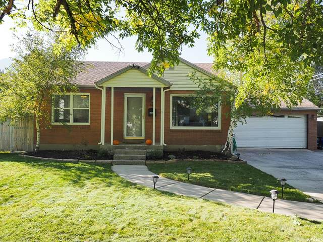 3184 E Gregson Ave E, Salt Lake City, UT 84109 (#1706883) :: Gurr Real Estate