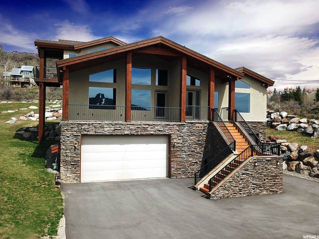 8815 Gorgoza Dr, Park City, UT 84098 (#1706929) :: Doxey Real Estate Group