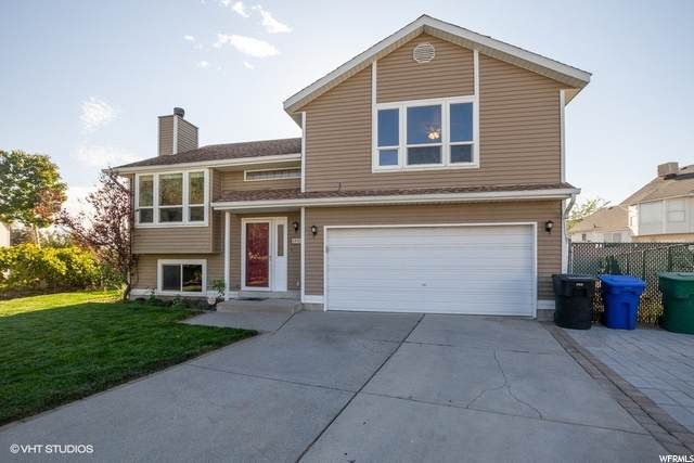 4895 W Shooting Star Ave S, West Jordan, UT 84084 (#1706931) :: Doxey Real Estate Group